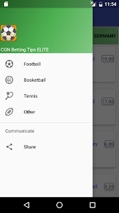 CGN Betting Tips ELITE - screenshot