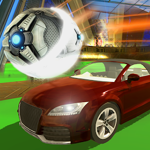 Car Soccer League Icon