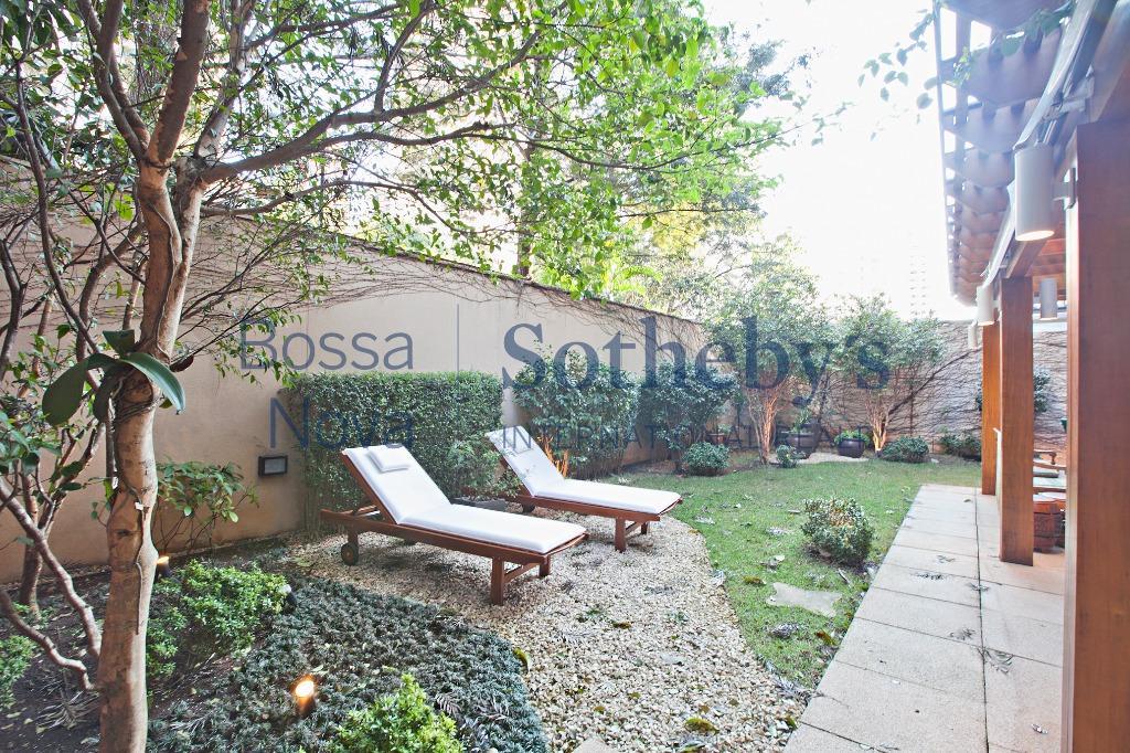 Apto garden impecável em condominio alto padrão, Cidade Jardim
