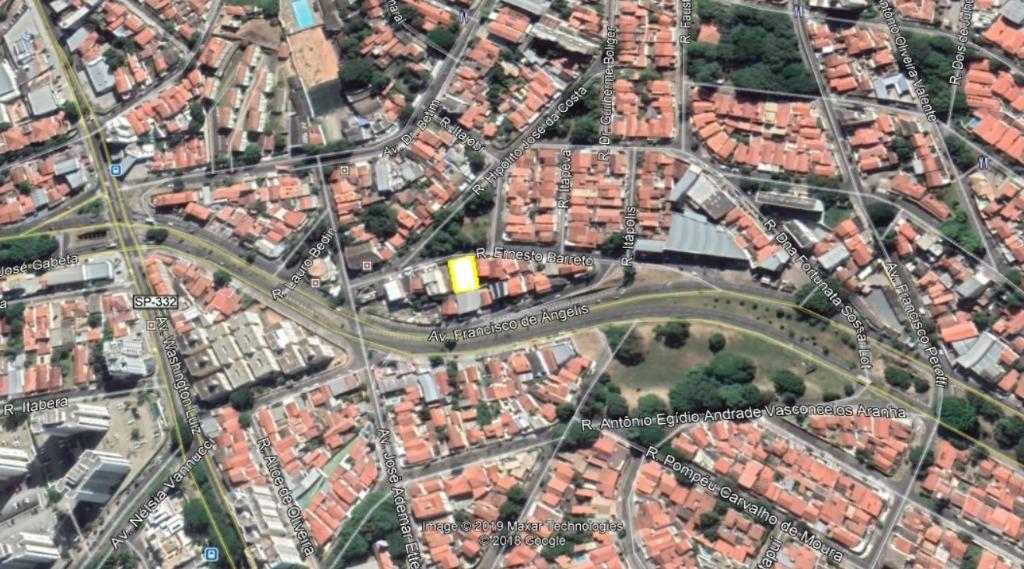 Terreno à venda, 491 m² por R$ 400.000 - Vila Marieta - Campinas/SP