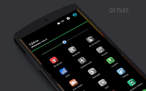 Shadows CM13 CM12/12.1 Theme- screenshot thumbnail