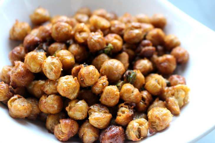 Crispy Spanish Chick Peas Recipe | Yummly