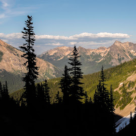 by Larry Rogers - Landscapes Mountains & Hills