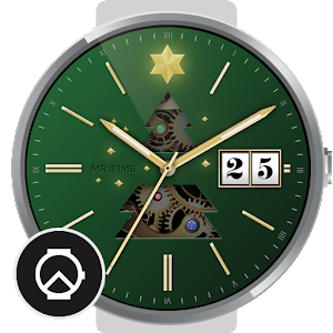 Mr.Time : Chistmas Tree for PC-Windows 7,8,10 and Mac