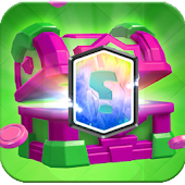 Cheats For Clash Royale Prank Icon