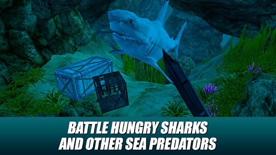 Underwater Survival Simulator APK for Bluestacks