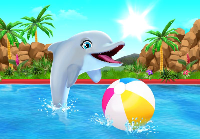 My Dolphin Show Screenshot 0