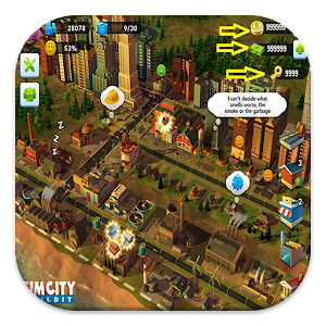 Free Simcash SimCity BuildIt