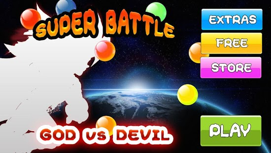 Super Battle for Goku Devil- screenshot thumbnail