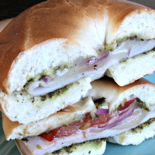 Turkey Bagel Recipes