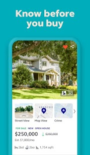 Trulia Real Estate: Search Homes For Sale & Rent for pc
