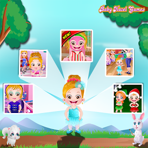 Baby Hazel Makeover Games