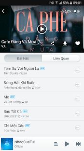 App NhacCuaTui APK for Windows Phone