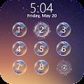 App lock screen bubbles APK for Kindle