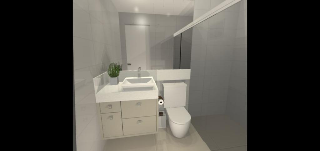 Apartamento mobiliado com 2 dormitórios à venda, 62 m² por R$ 450.000 - Perequê - Porto Belo/SC