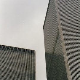 WTC by Amanda Nolan - Buildings & Architecture Architectural Detail ( #wtc, #nyc, #worldtradecentre, #neverforget, #usa, #twintowers )
