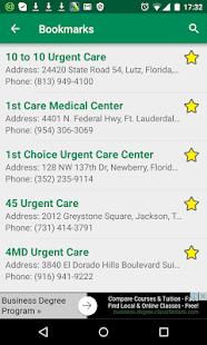 App Urgent Care Centers apk for kindle fire