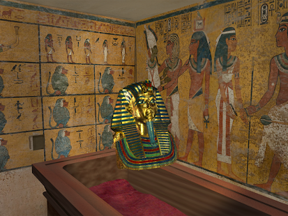 KingTut VR screenshot for Android