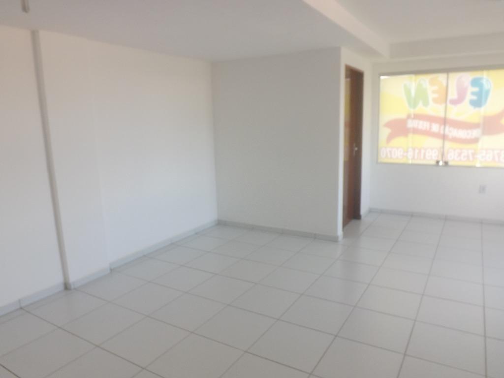 Sala comercial para locação, Bairro dos Ipês, João Pessoa.