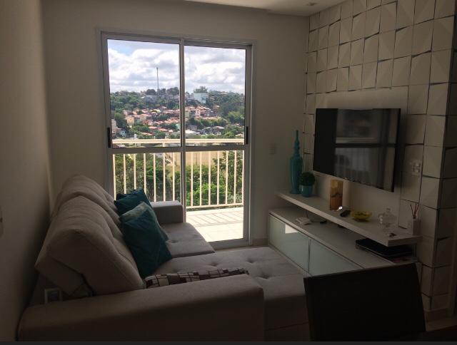 [Apartamento Mobiliado no Vista Park para Venda/Locação]