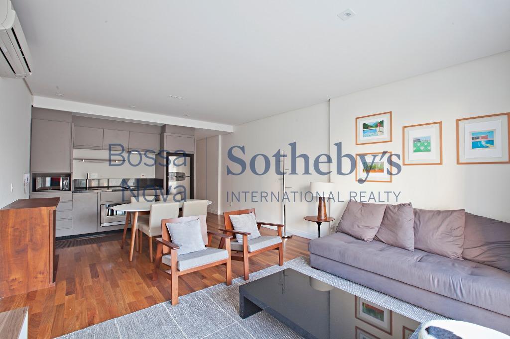 Apartamento novo em empreendimento jovem e funcional