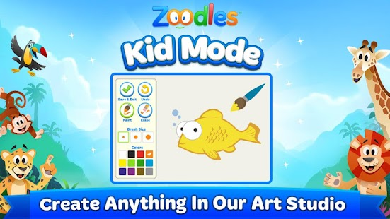 Kid Mode: Free Learning Games APK for Blackberry