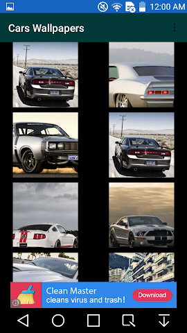 android Cars Wallpaper Screenshot 18