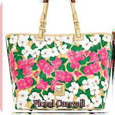 Floral Carry all