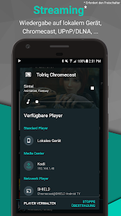 Yatse: Kodi Fernbedienung Screenshot