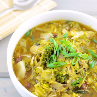Vegan Asian Soup