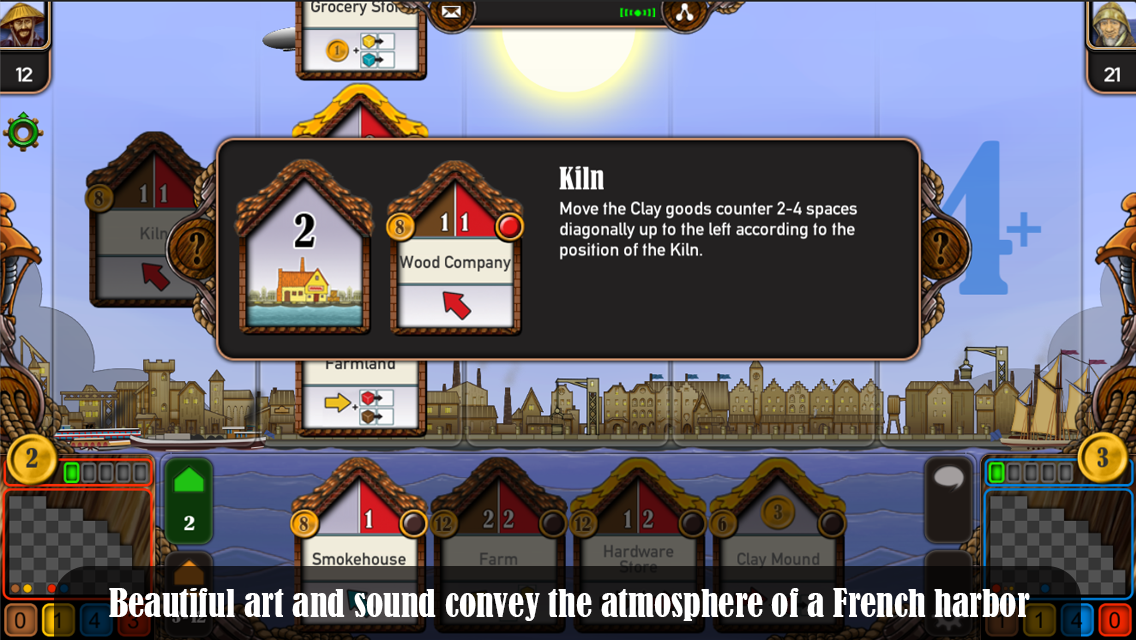 Le Havre: The Inland Port Screenshot 4