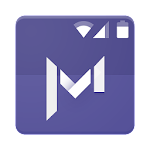Material Status Bar Notific APK