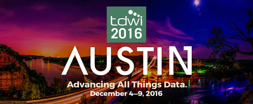 Discover the Future of Data at TDWI Austin- Plus a Special Gift!
