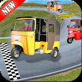 Rickshaw Race Simulator
