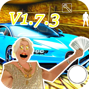 Rich granny V1.7.3: The Horror and Scary Game 2019 For PC (Windows And Mac)