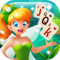 Game Forest Fairy Solitaire APK for Kindle