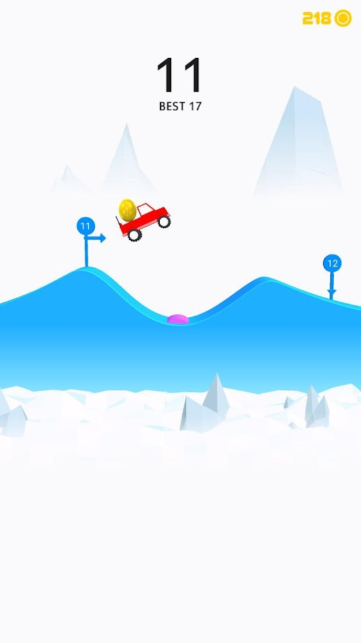 Risky Road Screenshot 1