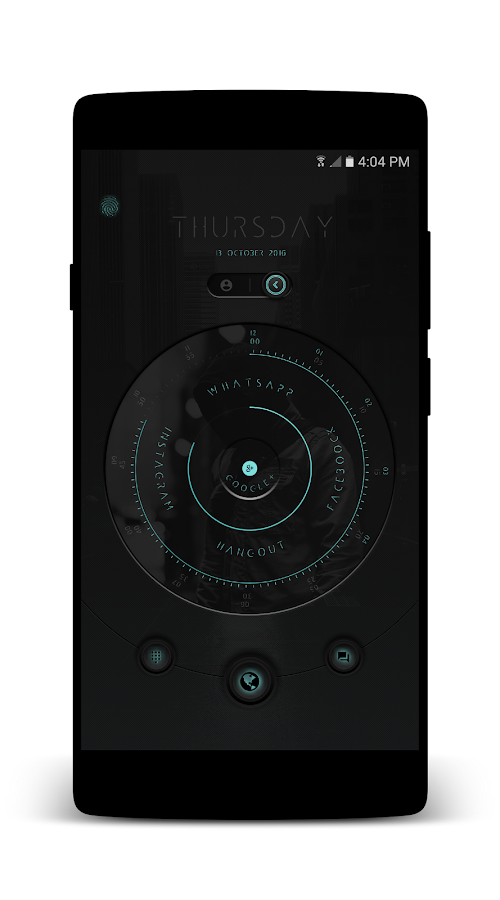 CircLock for KLWP Screenshot 6
