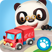 Dr. Panda Toy Cars Free Icon