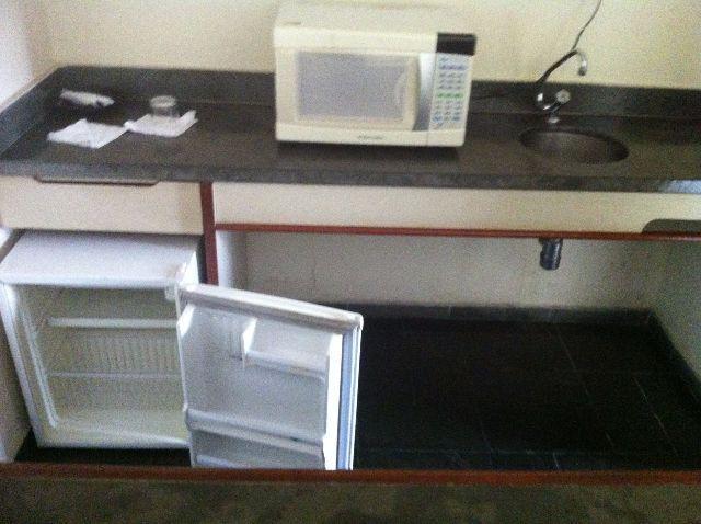 Flat com 1 dormitório à venda, 45 m² por R$ 130.000 - Centro - São Vicente/SP