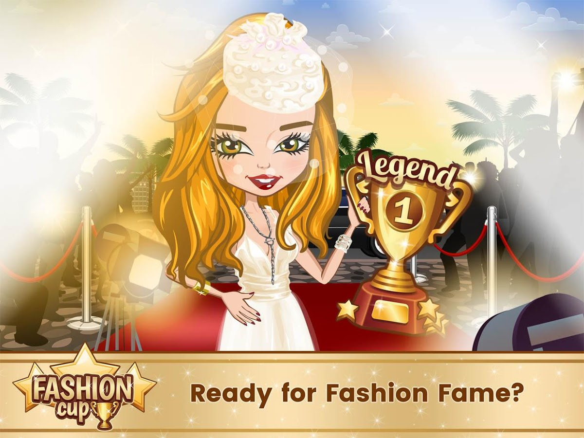 Fashion Cup - Dress up & Duel Screenshot 11