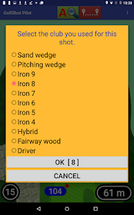 GolfShot Pilot APK for Kindle Fire