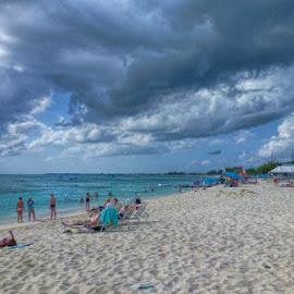 7 Mile Beach by Deborah Russenberger - Landscapes Beaches ( beach )