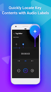 Magic Recorder-Smart for Music, Audio & Voice Memo