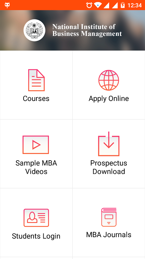 1 Year Online MBA, Rs.7500 Screenshot 1