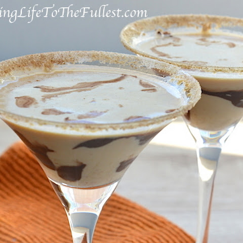 Chocolate Pumpkin-tini