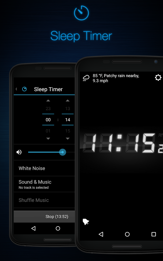 My Alarm Clock Free Screenshot 4