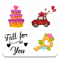 Download Full Love Sticker Pack 1.2 APK