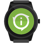 Informer - message center for Wear OS smartwatch Icon