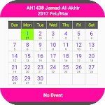 Islamic Calendar /Prayer Times /Ramadan 20  file APK for Gaming PC/PS3/PS4 Smart TV